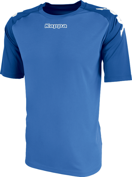 Paderno Match Shirt SS Blue Nautic / Mid Blue